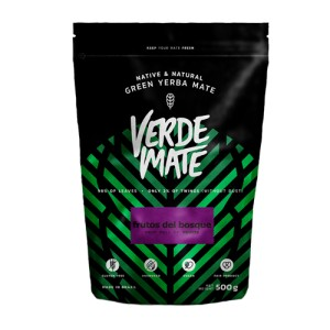 Yerba Verde Mate Green Frutos del Bosque 500g