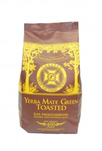 Mate Green Toasted (palona) 400g