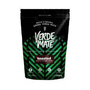 Yerba Verde Mate Green Toasted 500g
