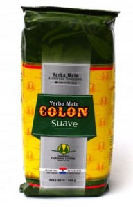 Yerba mate Colon Suave 500g