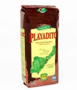 Yerba Mate Playadito Despalada 500g