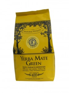Mate Green Lemon 400/1000g