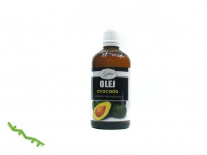 Olej avocado 100ml Vivio