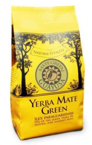 Mate Green Guayusa 400g