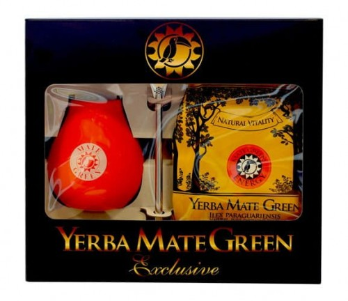 Zestaw Yerba mate Green Energy 200g