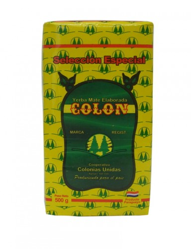 Yerba mate Colon Especial 500g