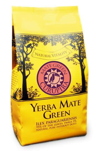 Mate Green Curupira 400g